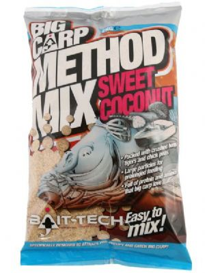 Bait Tech Sweet Coconut Method Mix
